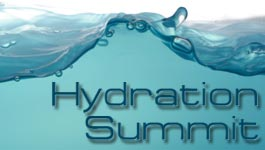 Hydration Summit graphic